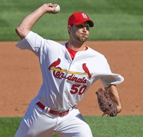 Adam Wainwright's recent success makes rotation formidable.